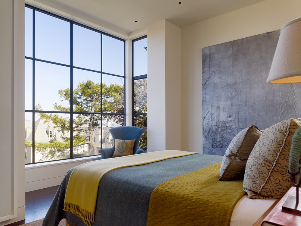 Pacific Heights Bedroom