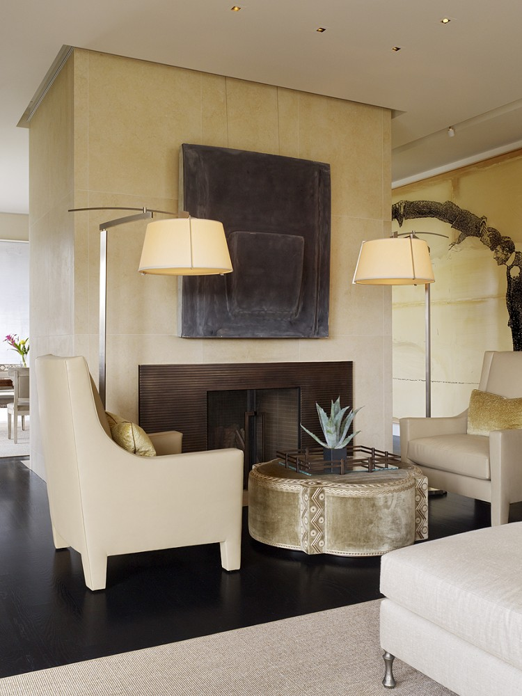 Pacific Heights Sitting Area